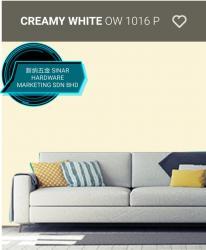 OW1016P CREAMY WHITE