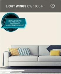 OW1005P LIGHT WINGS