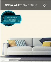 OW1002P SNOW WHITE