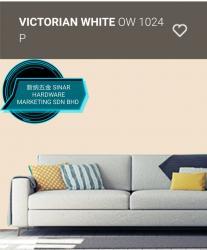 OW1024P VICTORIAN WHIYE