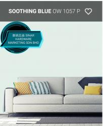 OW1057P SOOTHING BLUE