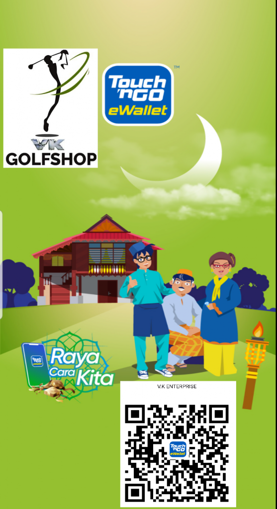 USE EWALLET AT THE PREMIER GOLF STORE TODAY WITH EVERY PURCHASES!!!