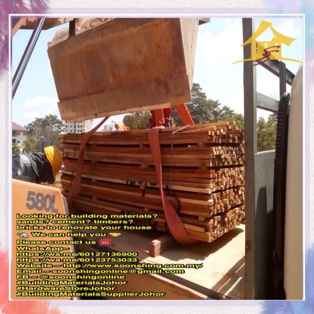 Looking For Timbers & Building Materials?