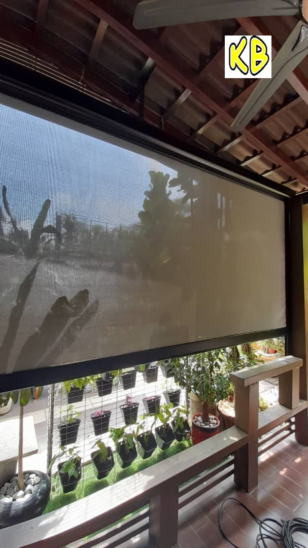 outdoor, zip screen