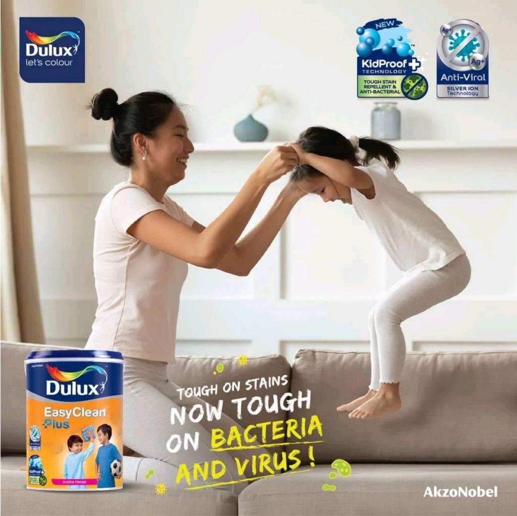 Dulux Easy Clean Plus