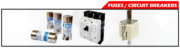 FUSES - CIRCUIT BREAKERS