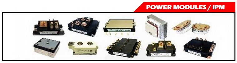 POWER MODULES - IPM - THYRISTOR - Power Diodes