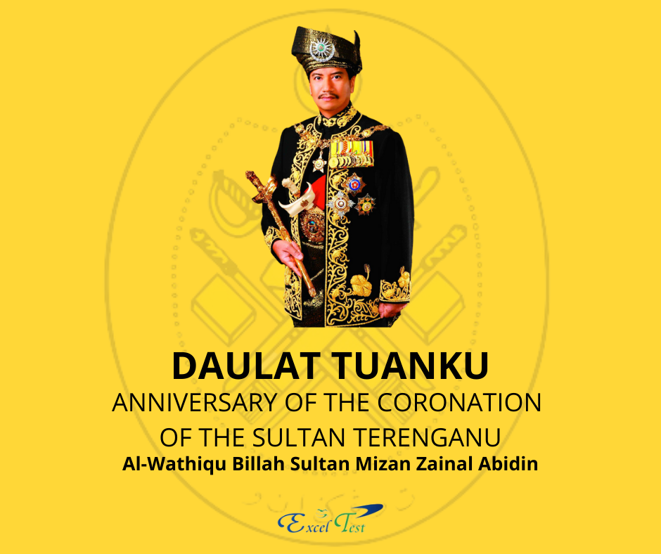 Anniversary of the Coronation of The Sultan Terengganu