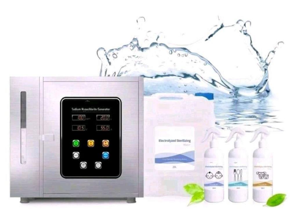 Neutral Electrolyzed Water Generator