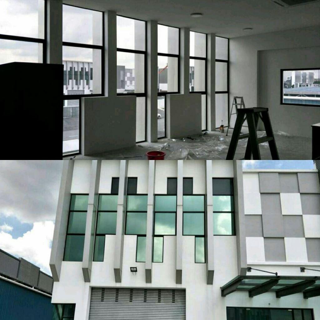 Business Park ll Install Window Film/Solar Film/Tinted
