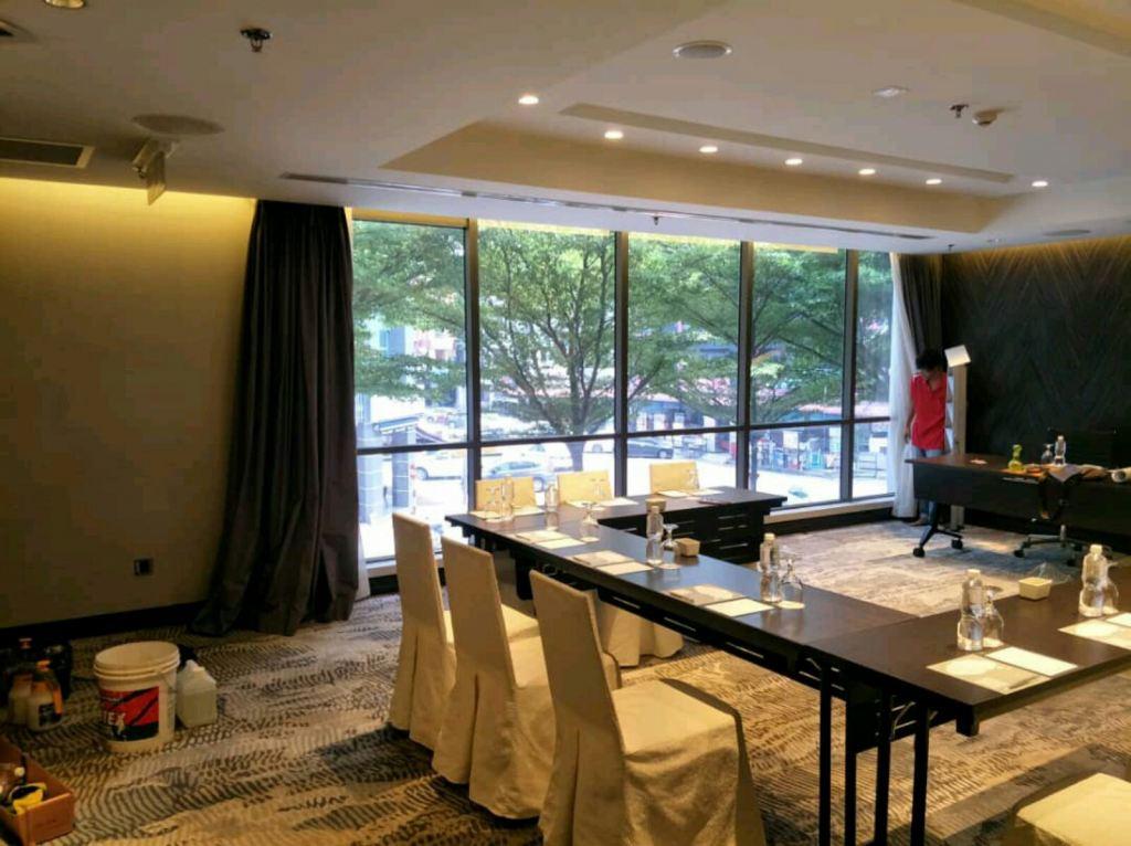 Install Window Film/Solar Film/Tinted At Renaissance Hotel Johor Bahru
