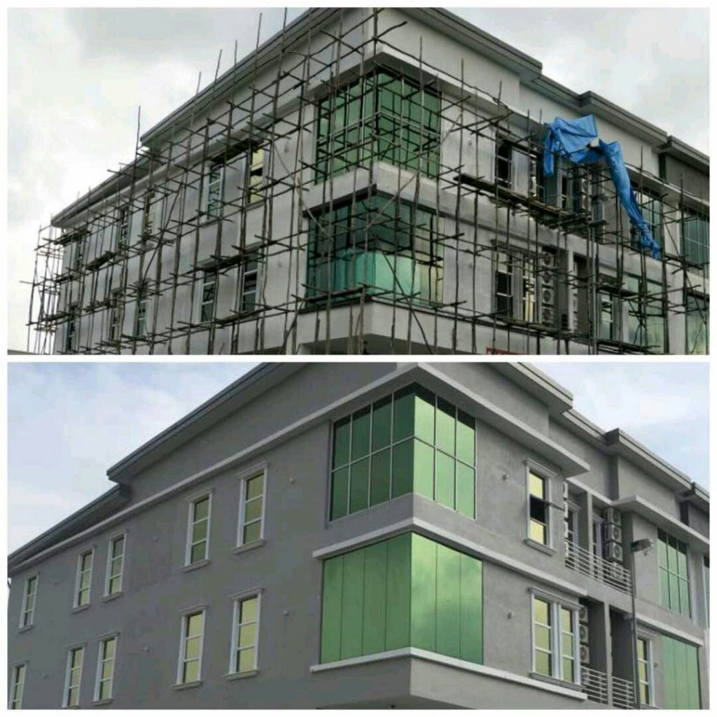 Install Solar Film/Window Film/TintedFilm At Hotel Larkin Johor Bahru