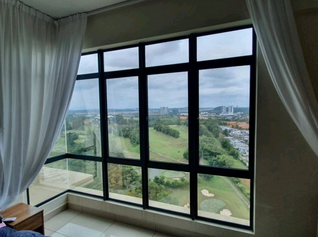 Install Solar Film/Window Film/Tinted Film At ARC Taman Daya Johor Bahru