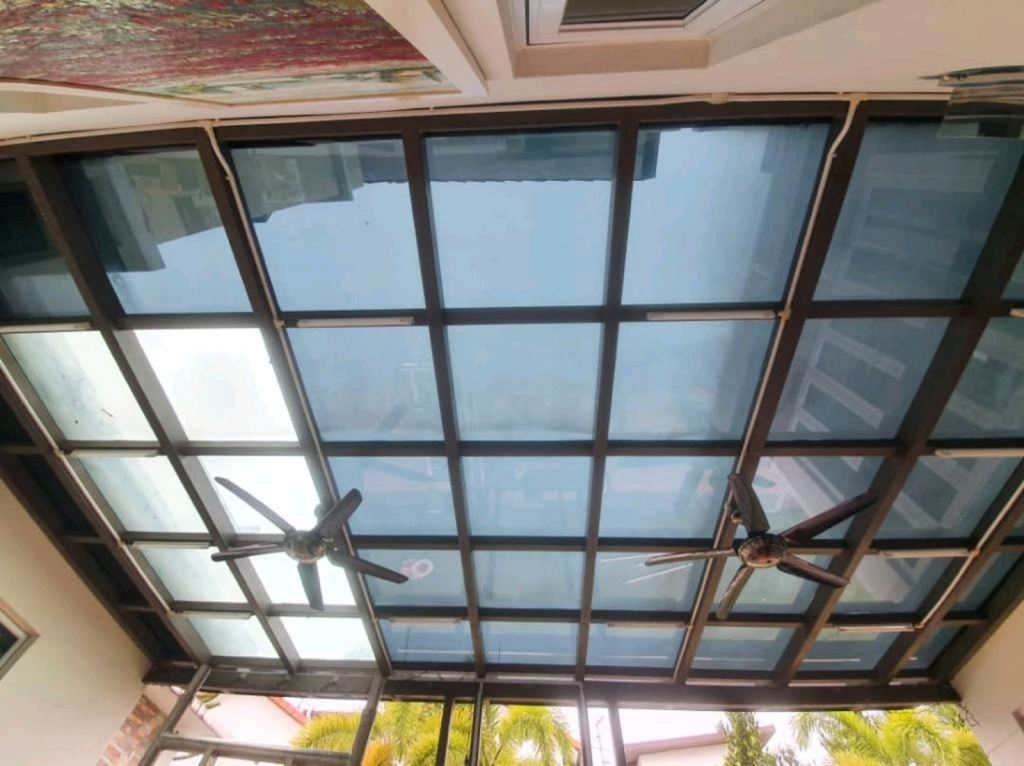 Install Tinted Film/Solar Film/Window Film At Taman Gaya Jalan Sasa Ulu Tiram