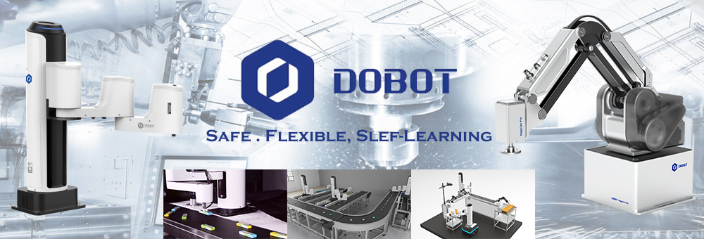 DOBOT ROBOT ARM SERIES now available on IMS Motion Solution !!