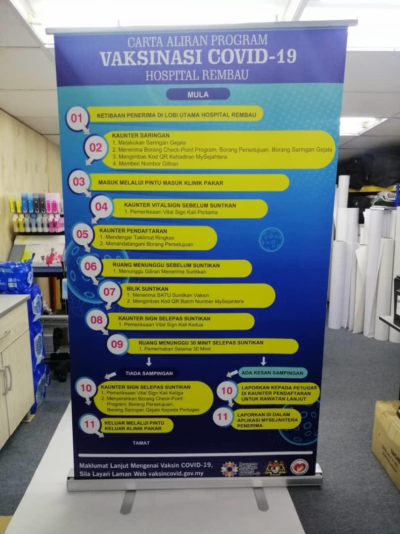 Covid-19 Vaccine Program Banner