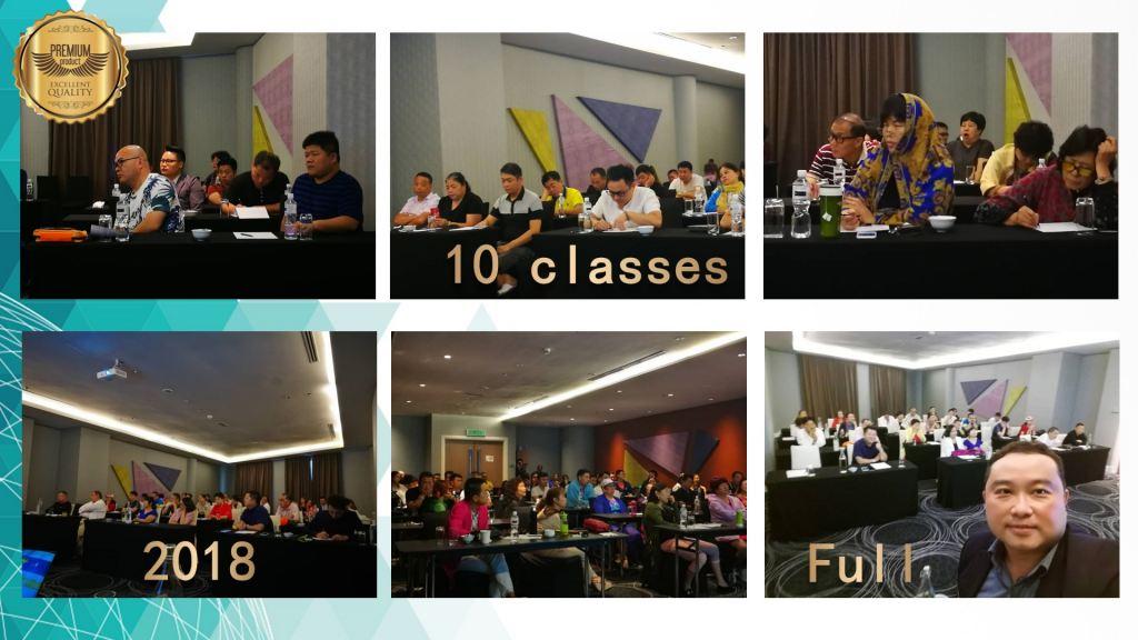Stock trading class ( 10 class full ! )