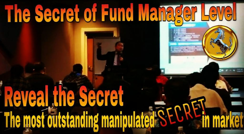 Learn the proper massive profit  from STOCK FUND MANAGER LEVEL