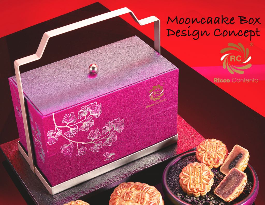 Mooncake Box and Packaging