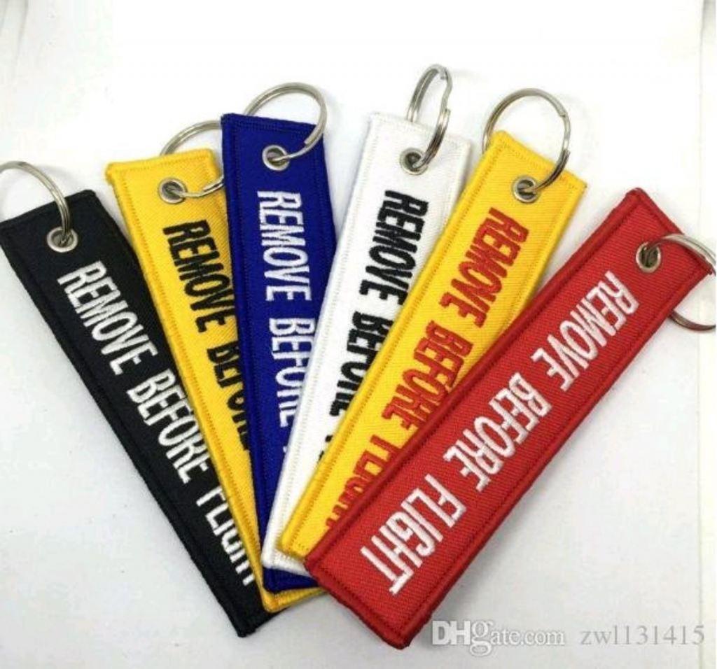 Key chain strap