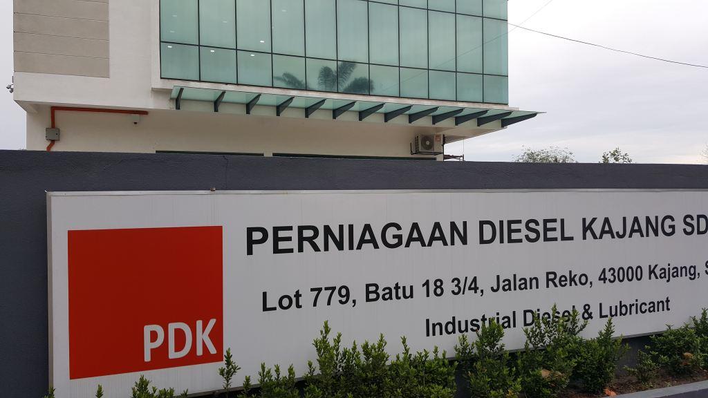 Malaysia Diesel Supplier