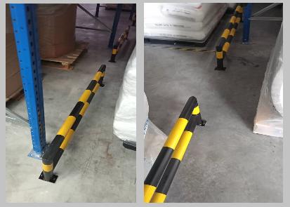 Industry used railing