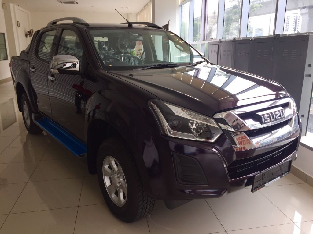 Isuzu Dmax Malaysia...Buy Dmax Year End Great Promotion