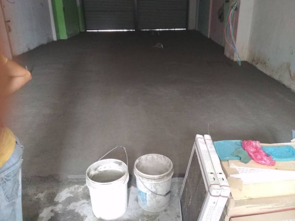Level Flooring For Tile Work