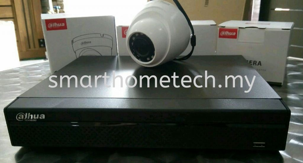 Alhua - 4 in 1 camera (DH-HAC-HDW1100RP-S3-0360B