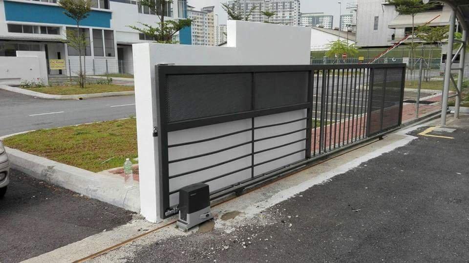 Auto Gate - BENINCA BULL8M