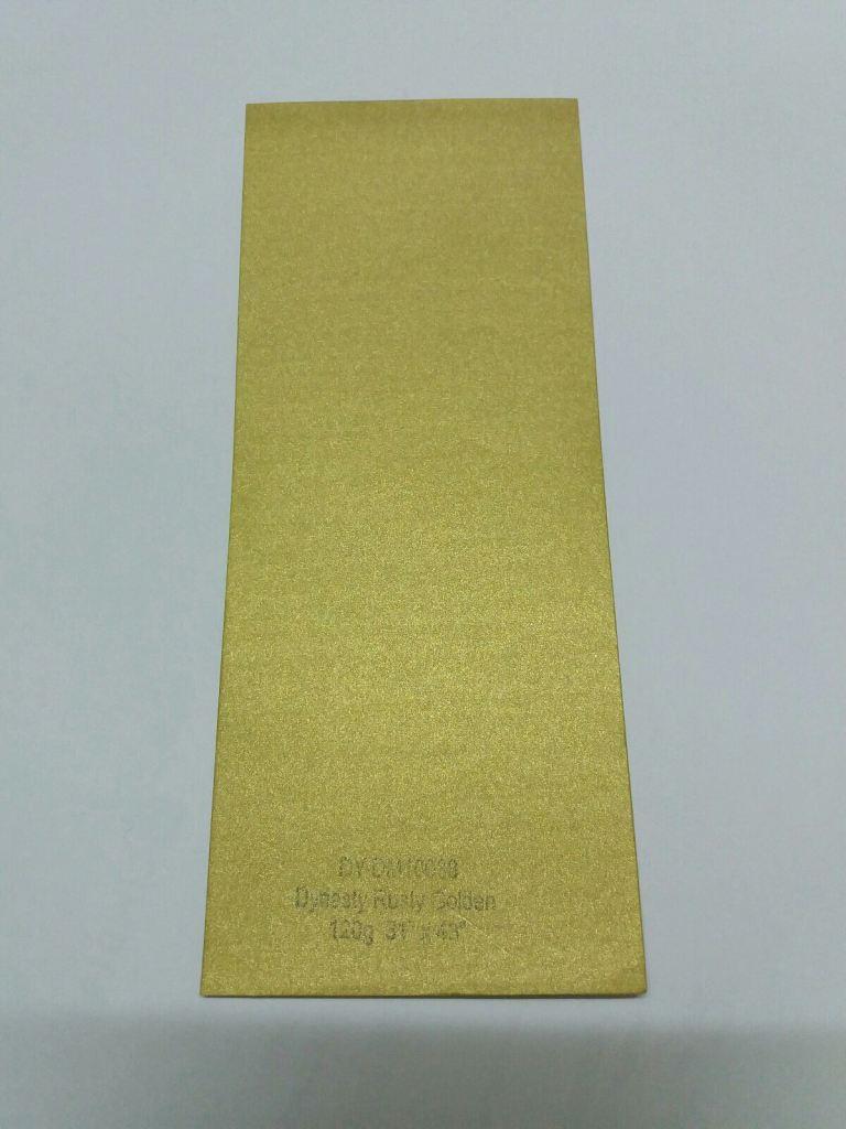 Dynasty Rusty Golden 120g / 250g