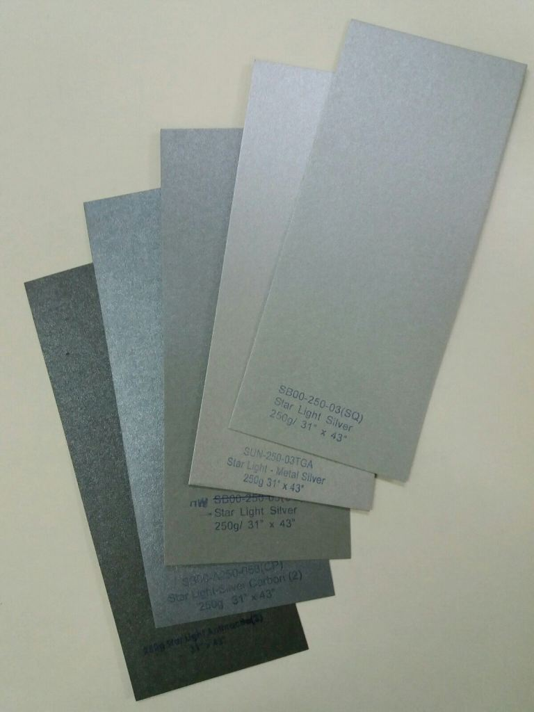 Silver Cards 250g