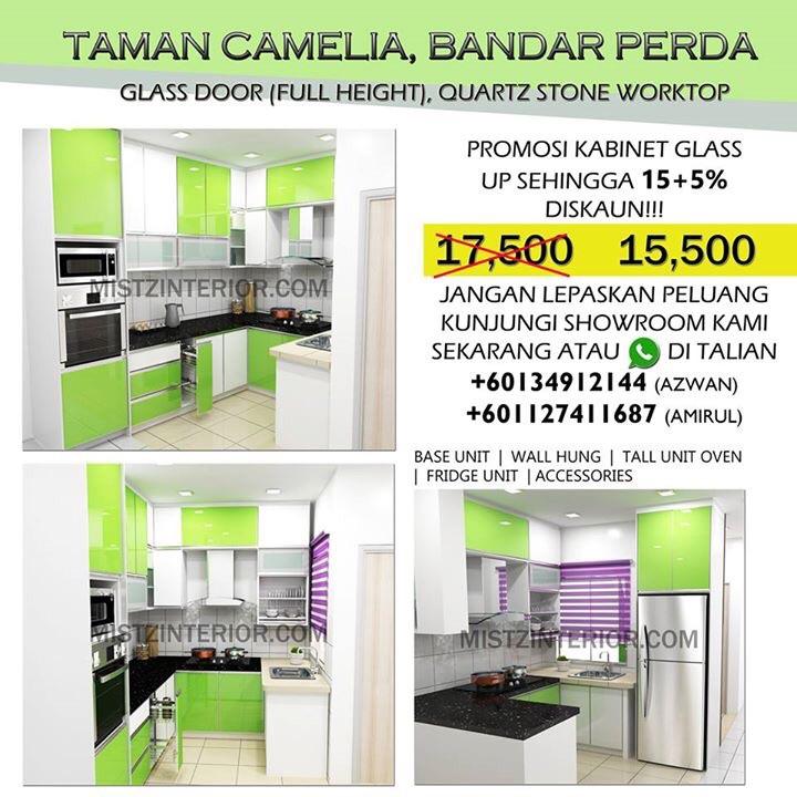 PROMOTION FOR TAMAN CAMELIA.BM
