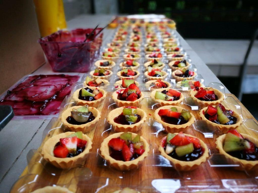 Fruit Tatlet