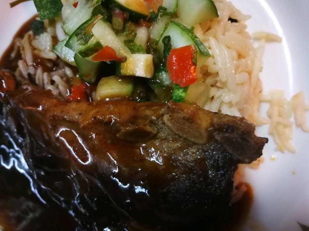 Lamb Arabic Rice
