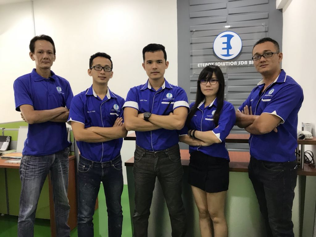 Etepox Solution Sdn Bhd Management Team