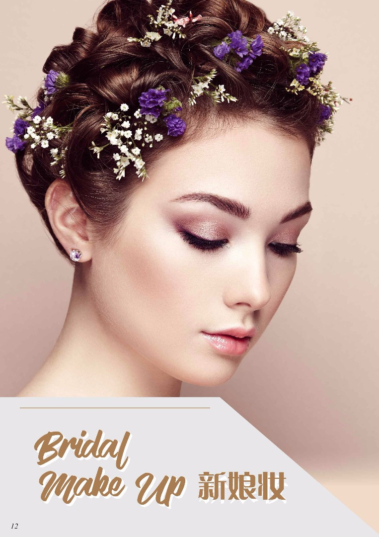 Professional Bridal Makeup And Hair Design Course