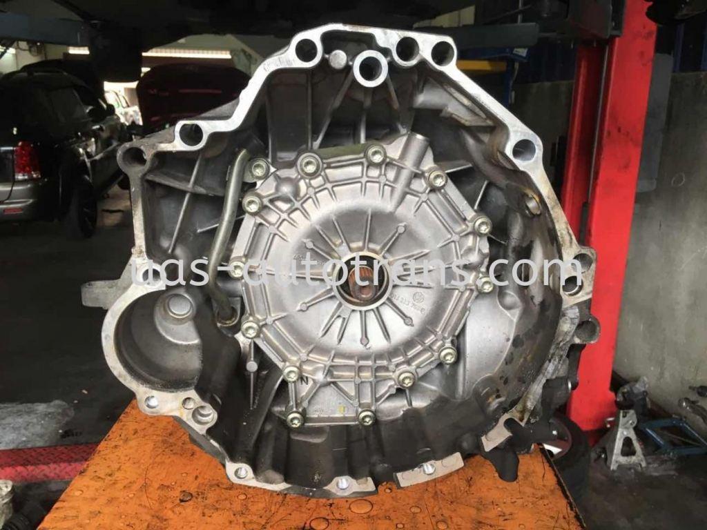 Gear Box (AUDI A4)