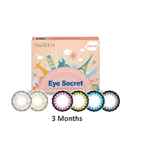 Horien Eye Secret 3 Months