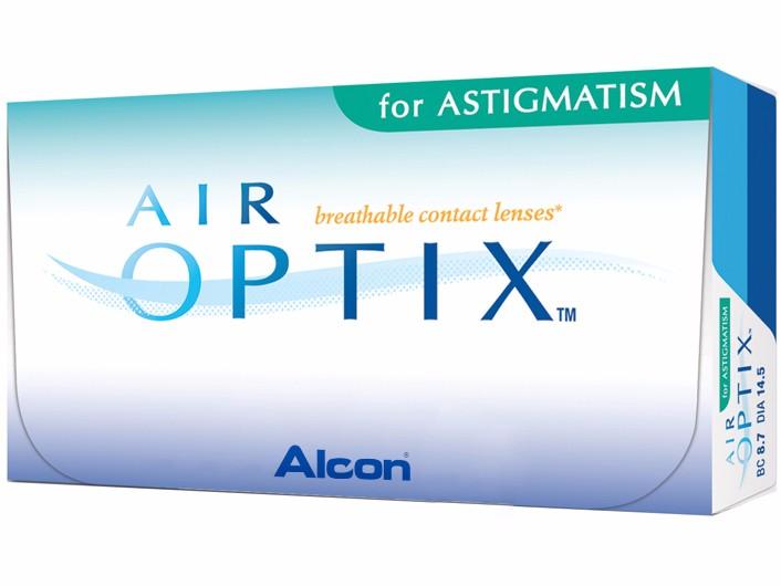 Alcon Air Optix for Astigmatism