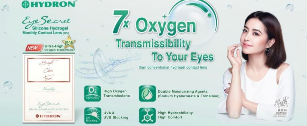 Hydron contact Lens