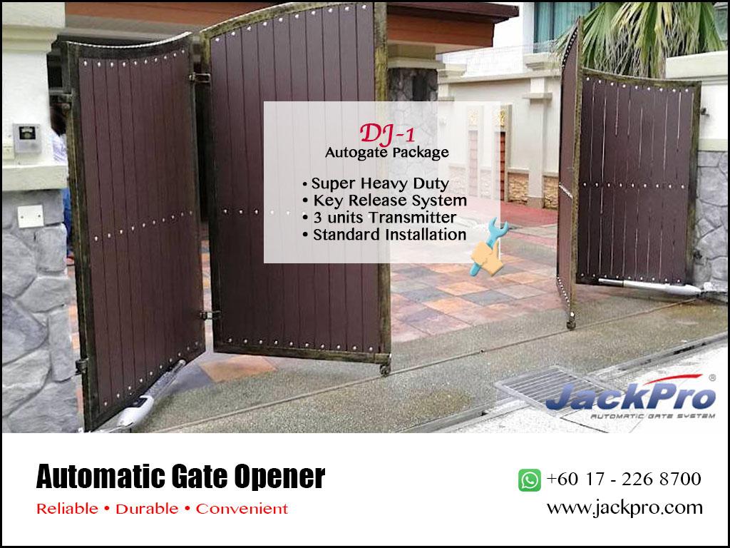 Super Heavy Duty Auto Gate