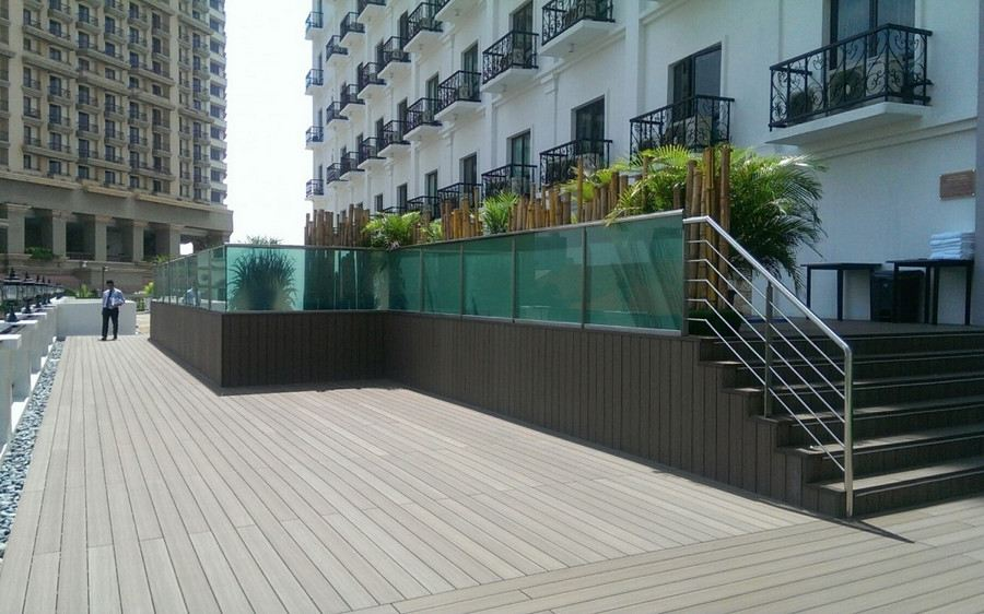 Stainless Steel + Glass Railings