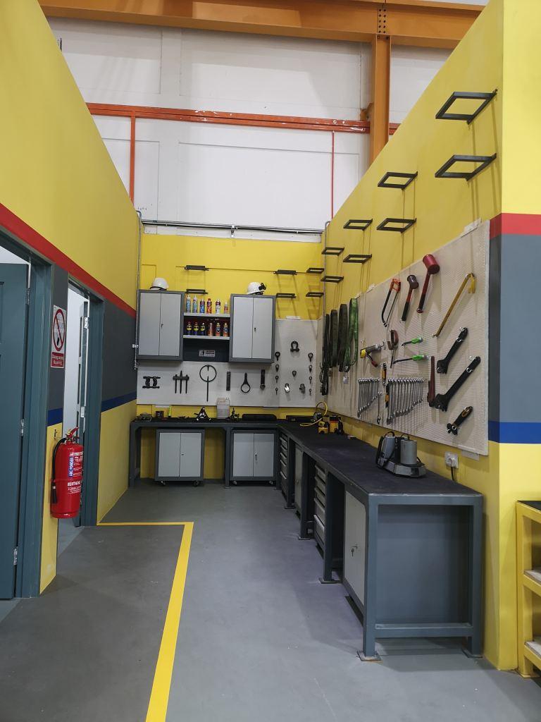Factory Renovation @ Pasir Gudang, Johor