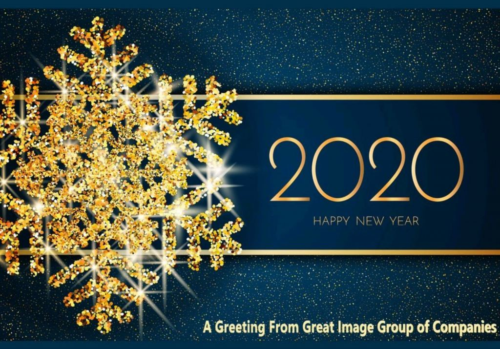 No one can go back in time to change what has happened. So work on your present to make yourself a wonderful future. HAPPY NEW YEAR 2020