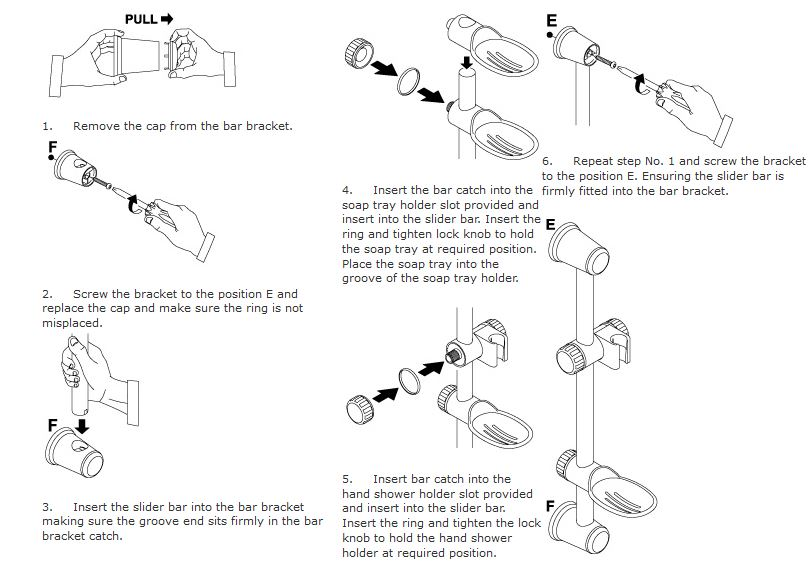 Instant water heater installation selangor malaysia melaka kuala slider rail set installation ccuart Images