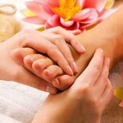 30 mins Foot Reflexology
