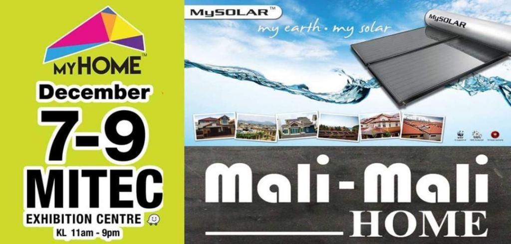 MyHome MITEC Exhibition Centre
