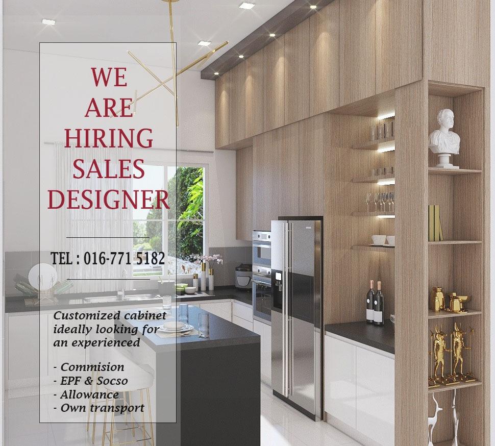 ��Ƹ ������Sales Designer ������������Ƴ����ڹ��˽