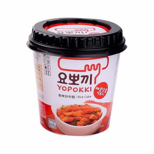 Yum Yum ! Yopokki Rice Cake (Korea)